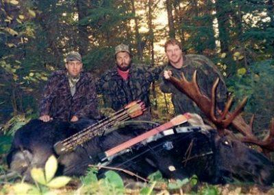 vintage archery hunting photo